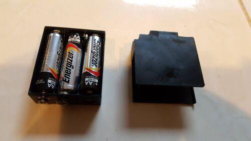 Hotel locks x 2 vingcard 4.5 Volt battery pack Type III