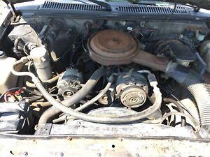 88 89 90 91 92 93 Chevy S10 GMC S15 Sonoma 2.8L V6 ENGINE ...