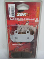 Cl High Performance Front Brake Pad Set 1987-1996 Honda Nsr250 Cbr600f Ss