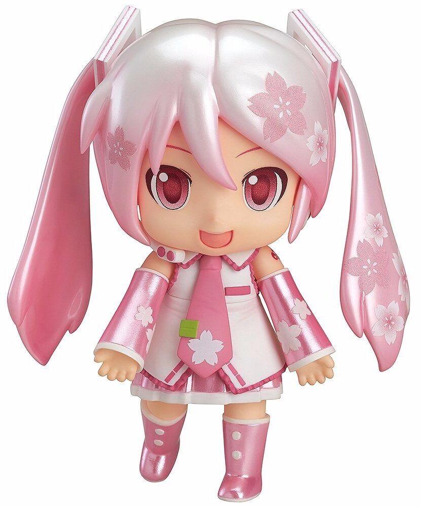 Nendgoldid 499 VOCALOID Sakura Mikudayo- Figure Good Smile Company NEW from JAPAN