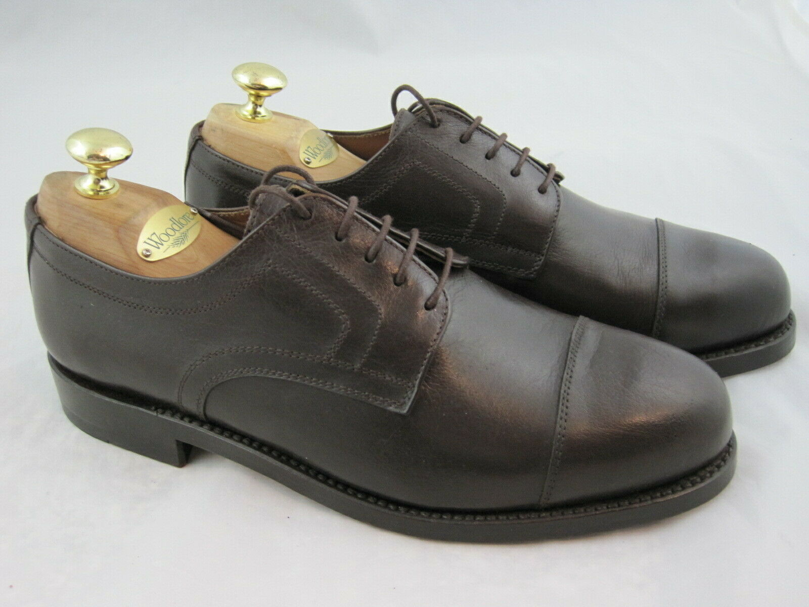 Prime chaussures (Handmade Goodyear Welted) chaussures hommes en 42 UK 8 neu