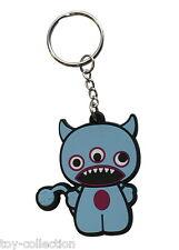 3 Eye Freak - Freaks and Friends - Gummi Schlüsselanhänger / rubber keychain
