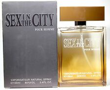 Sex In City Pour Homme 3.3/3.4oz. Edt Spray For Men New In Box