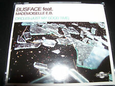 Busface Ft Mademoiselle E.B Circles (Just My Good Times) CD Sophie Ellis Bextor