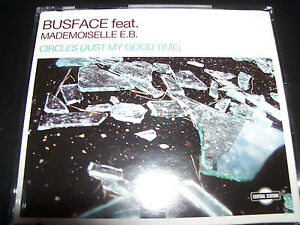 Busface-Ft-Mademoiselle-E-B-Circles-Just-My-Good-Times-CD-Sophie-Ellis-Bextor
