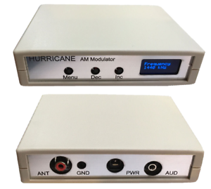 Hurricane Intelligent AM Medium Wave Transmitter MW