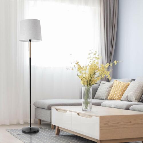 Stehleuchte 170cm Stehleuchten Wohnzimm Stehlampe Lampe Art Deco Standlampe