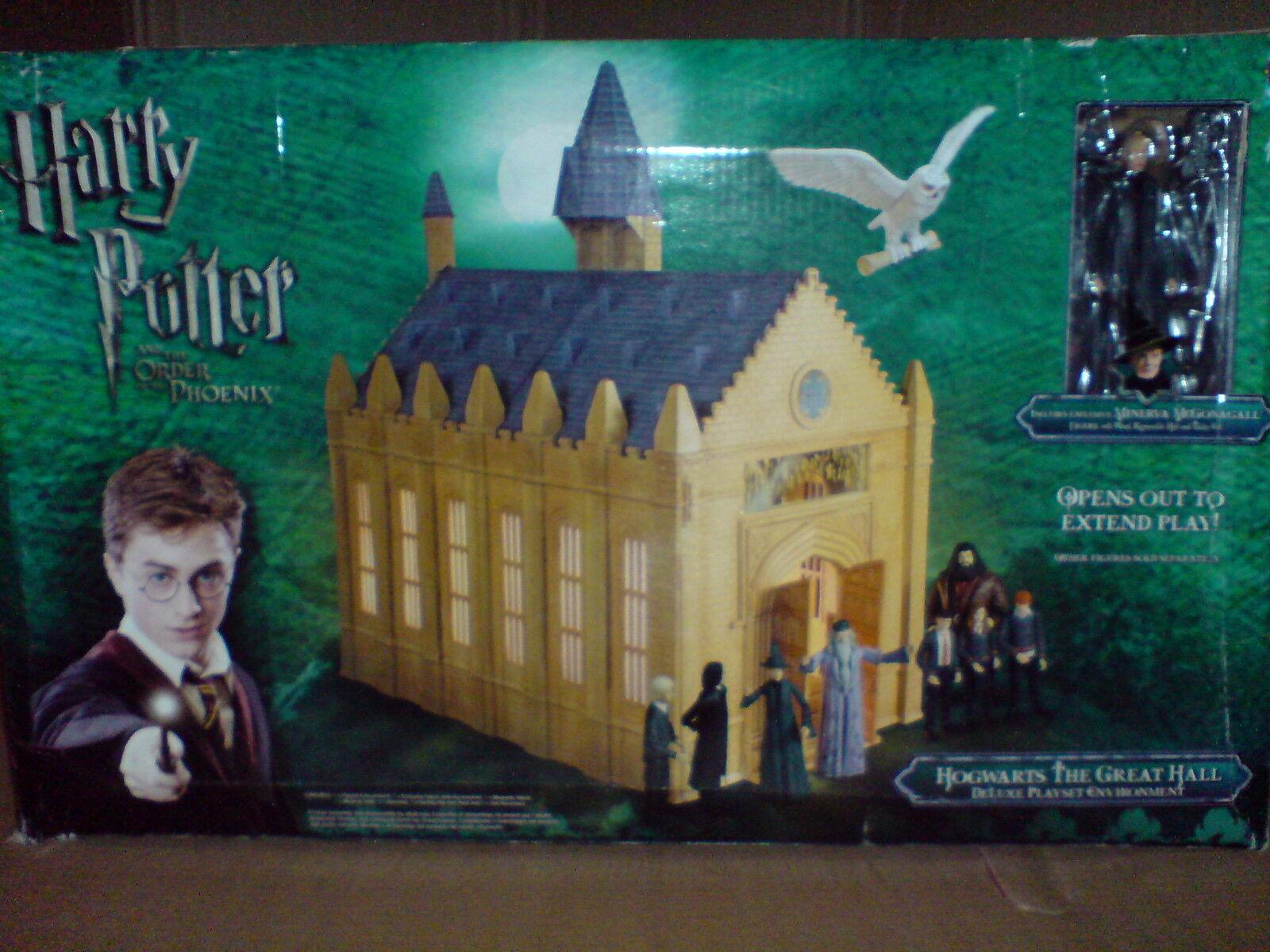 Harry Potter y la Orden del Fénix Hogwarts el gran salón Nuevo