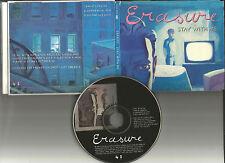 ERASURE Stay With Me 3TRX RARE MIXES & EDIT & RADIO PROMO DJ CD Single 1995