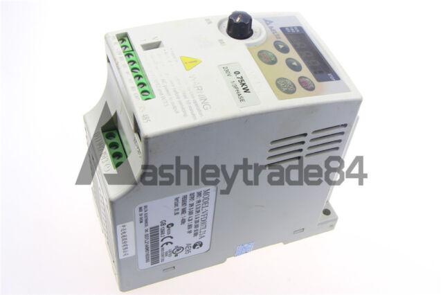 1PCS DELTA VFD007L21A 0.75KW 220V PLC Brand NEW IN BOX