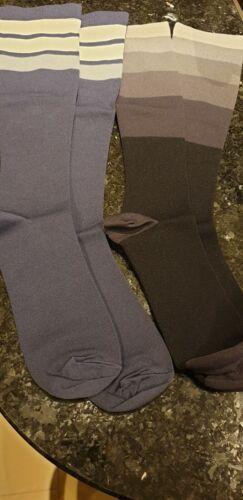 4 x Compression Socks Running Anti Fatigue Travel Flight Ladies Men Sport Small