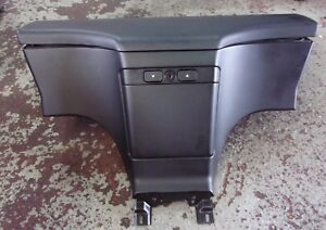 Bmw Z3 Rear Console Oddments Box Black Ebay