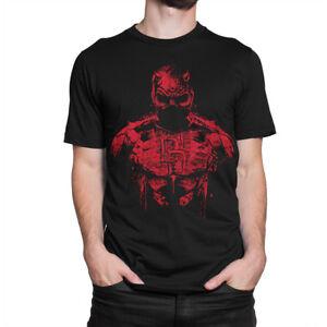 Daredevil-Art-T-Shirt-Marvel-Comics-Tee-Men-039-s-Women-039-s-All-Sizes
