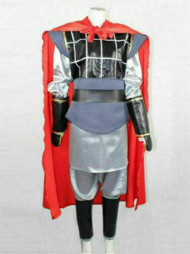 Hua Mulan Li Shang Costume Li Shang Cosplay Outfit male cosplay cos