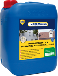 Guard Industry ImperGuard High Performance Water Repellent Cleaning Liquid 5L