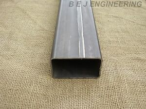 Discovery-Sill-Replacement-Steel-Box-Section-100mm-x-60mm-x-3mm-1400mm-long