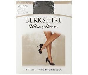 f3b2a0a722 New Berkshire Women's Plus-Size Queen Ultra Sheer Control Top ...