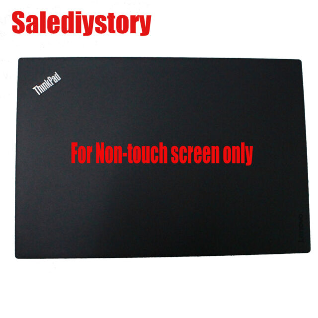 Laptop Replacement LCD Rear Top Lid Back Cover for Lenovo Thinkpad T480S Top Lid Plastic LCD 01YT300 for FHD