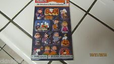 SNOOPY HALLOWEEN STICKERS 1 SHEET GEL STICKERS GEL RAISED 3D STICKERS NEW