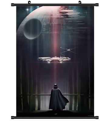 3780 Hot Movie Star Wars wall Poster Scroll