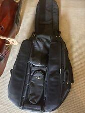Hidersine Gigbag Double Bass 3//4 Size