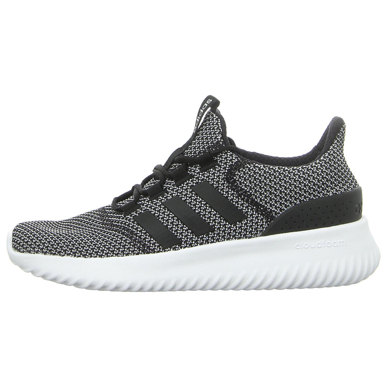 Adidas Schuhe Turnschuhe Cloudfoam Ultimate CG5801 cschwarz cschwarz ftwwht (schwarz) Neue Ankunft