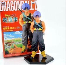 Banpresto Dragon ball Z Kai Figure Super Structure Chouzoushu Vol 2 Trunks