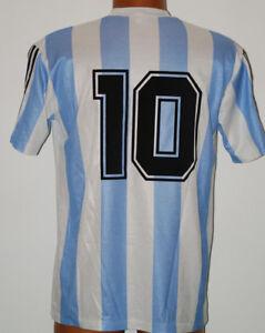 f83b38e56 Image is loading 10-Diego-Maradona-Argentina-Jersey-Shirt-Soccer-Football-