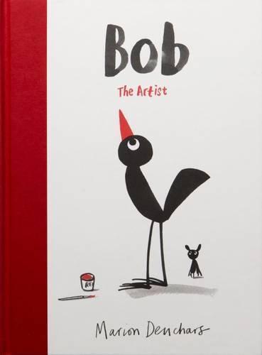 Bob The Artiste Par Marion Deuchars, Neuf Livre ,Gratuit & , (Couverture Rigide)