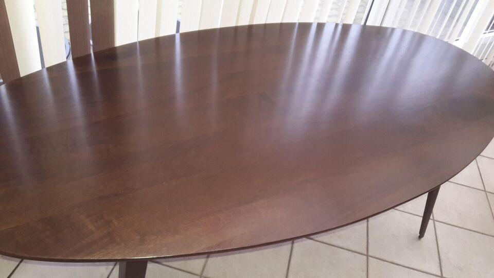 Spisebord, Mangotræ, Nordal
