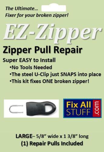 Easiest Fixer for your Broken Zipper FREE SHIP! Zipper Repair Pull EZ-Zipper