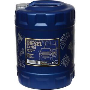 10-litros-orignal-MANNOL-aceite-del-motor-SAE-10w-40-diesel-extra-Engine-oil-petroleo