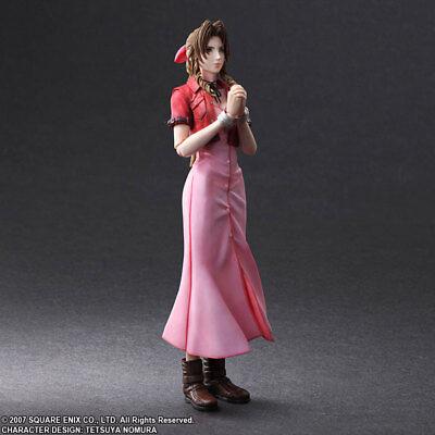 Play Arts Kai Crisis Core Final Fantasy VII Aerith Square Enix JAPAN NEW