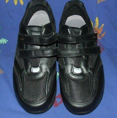 SAS Size 9 WW TMV Walking Shoe Black