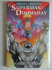 Superman/Doomsday - Hunter/Prey - Paperback