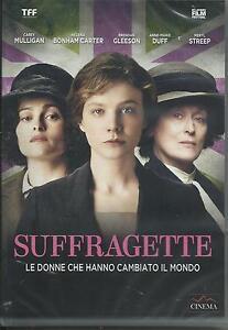 DVD-NUOVO-SIGILLATO-Suffragette-2016-Helena-Bonham-Carter-Carey-Mull-italiano