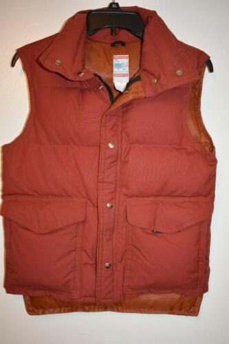 Vintage Frostline Kit Down Filled Vest womens size