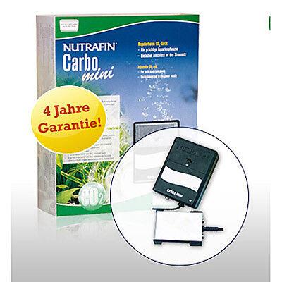 Haustierbedarf Herzhaft << Nutrafin Carbo Mini Regulierbares Co2 Gerät Bis Zu 120 Liter Top Kann Wiederholt Umgeformt Werden.