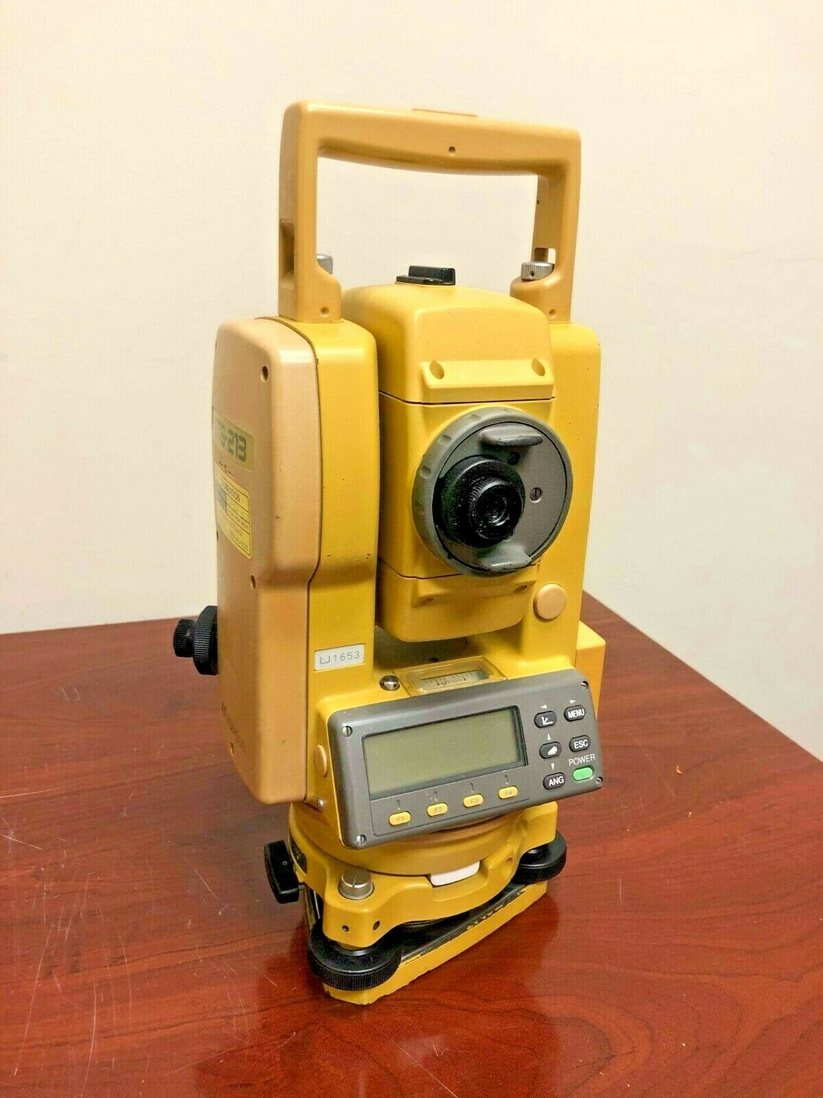 TOPCON GTS 213 TOTAL STATION