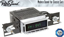 RetroSound Classic Autoradio RC-900C Oldtimer Design Radio RETRO LOOK 4x18W RMS