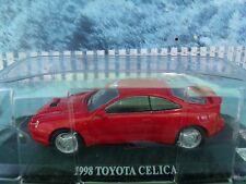1/43 Magazine Series Toyota celica 1998