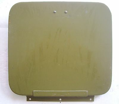 Willys MB A3227 Tool Box Lid, G503, OD