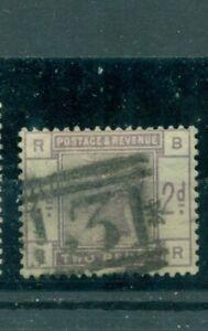 Regno Unito, Regina Vittoria nr .74 timbrato n. 3