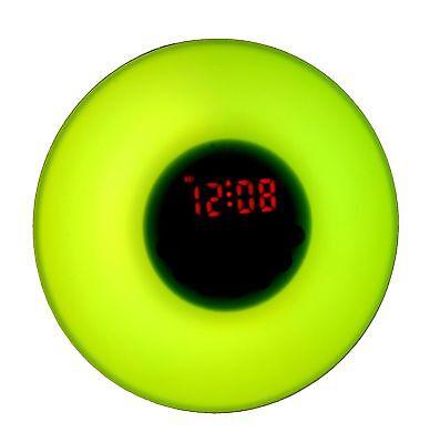 Eerlijk Radiowecker Mit Sonnensimulation Touch Led Wecker Uhr Stimmungslicht Licht Usb