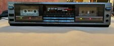 TEAC 120066 W 990rx Cassette Deck Edition Series Collection Special