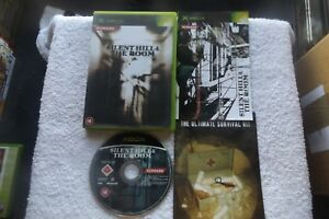 Details about SILENT HILL 4 THE ROOM XBOX V G C  ( action/adventure, fps &  survival horror )
