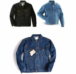 Mens-Wrangler-Rugged-Wear-Denim-Jacket-Inside-Pockets-Size-M-6X