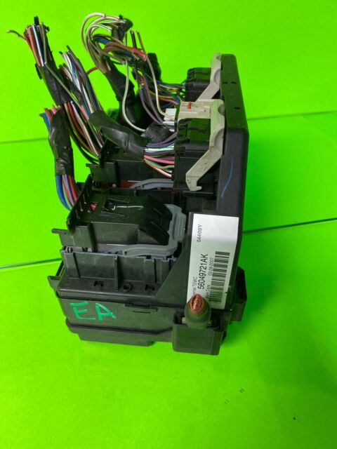 2007 Dodge Nitro TIPM Totally Integrated Power Module Fuse ...