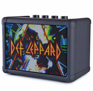 Aimable Blackstar Fly 3 Mini Guitares-amplificateur Def Leppard Edition-ärker Def Leppard Edition Fr-fr Afficher Le Titre D'origine