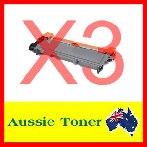 s l300 - 3x COMP TN2350 TN-2350 Toner for Brother MFC-L2700DW MFC-L2703DW MFC-L2720DW